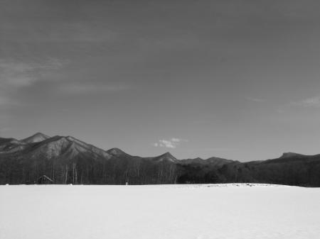 Landscape of Kitakaruizawa No.17