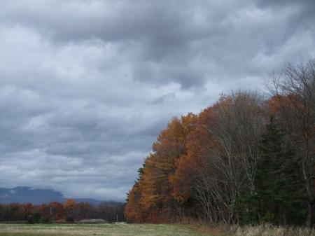 Landscape of Kitakaruizawa