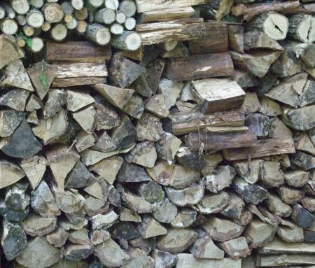 薪小屋風景2