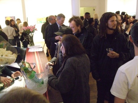 Opening Reception, NYC