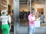 Agora Gallery, Opening Reception, NYC1