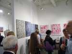 Opening Reception at Amsterdam Whitney Gallery on September 8,2018