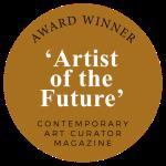CONTEMPORARY ART CURATOR MAGAZINE, Award Badge2020