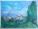 Square Alberto Giacometti